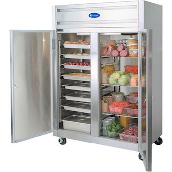 Restaurant Refrigeration 101: Types and Tips